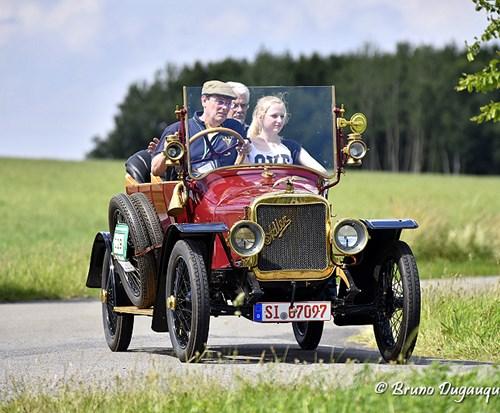 VIe herdenking van het Circuit Des Ardennes (6-9 juli)