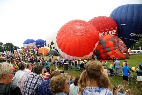 Oldtimershow Friese Ballonfeesten