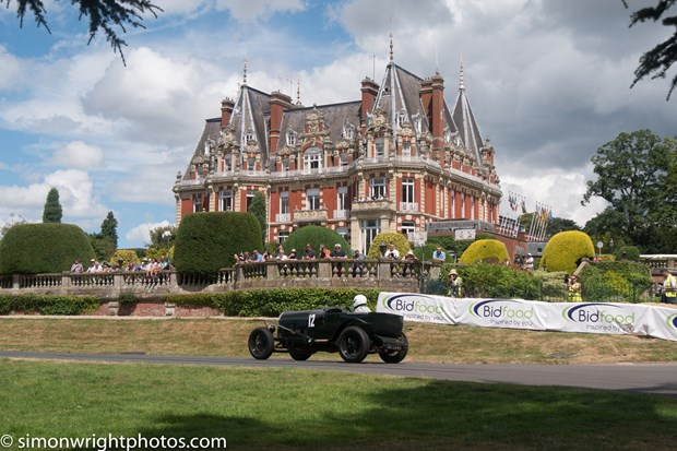 The Chateau Impney Hill Climb 2017