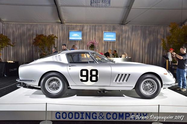Gooding & Co: the star of sales at Pebble Beach