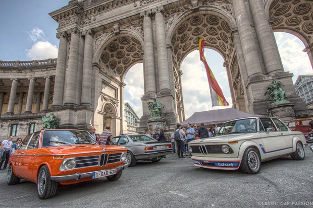 130 meet by Brussels Oldtimer
