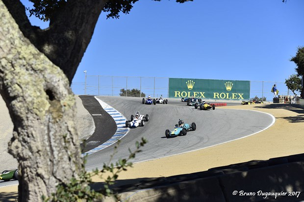 Rolex Monterey Motorsports Reunion 2017: the return of a classic track.