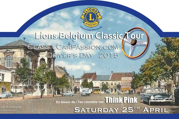 Classic Car Passion Driver's Day 2015