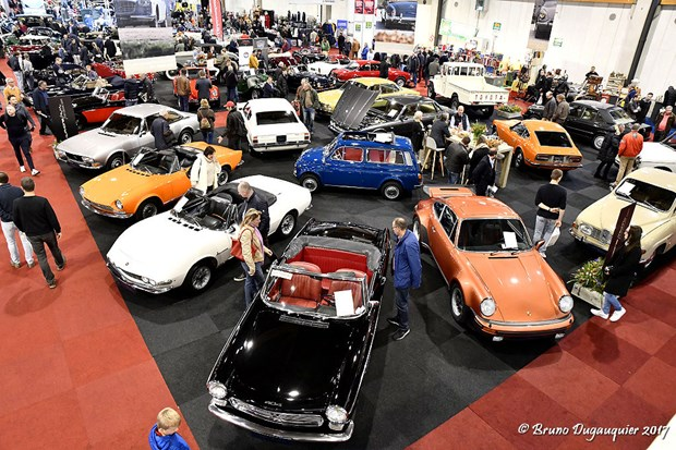 3e édition du salon InterClassics Brussels