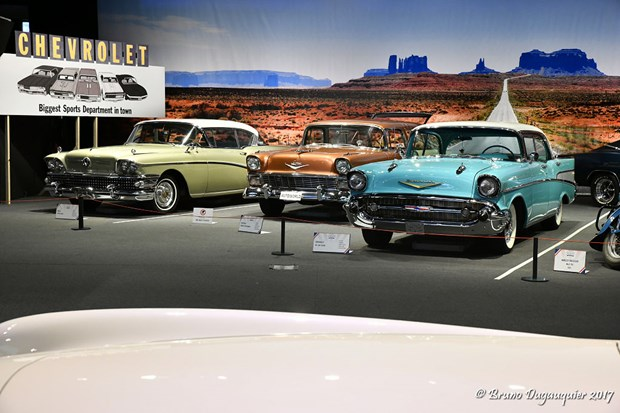 Exposition American Dream Cars & Bikes Autoworld