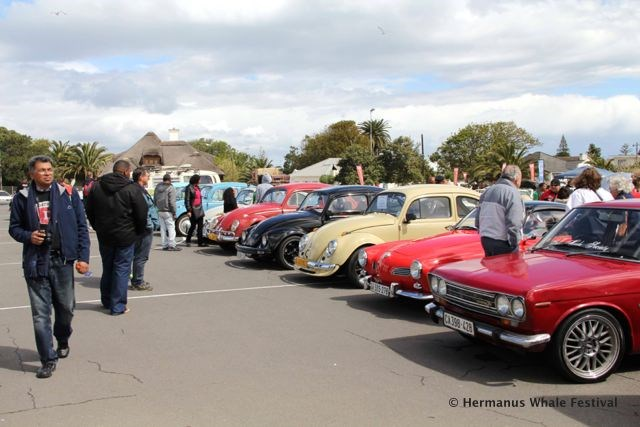 Hermanus Whale Festival and Classic Car Show