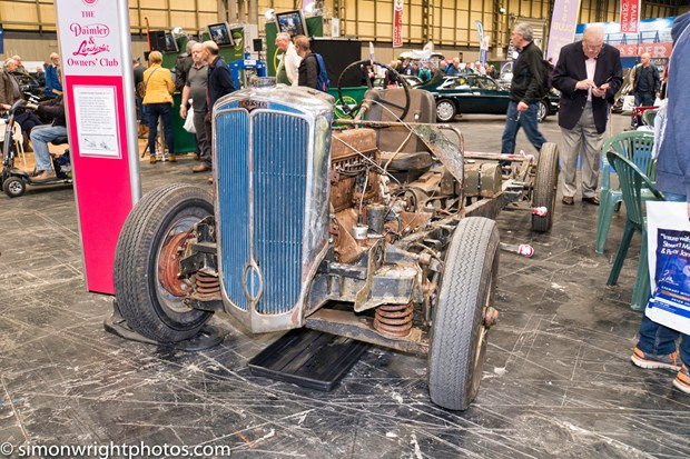 The Classic Car and Restoration Show