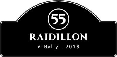 Raidillon Rally 2018