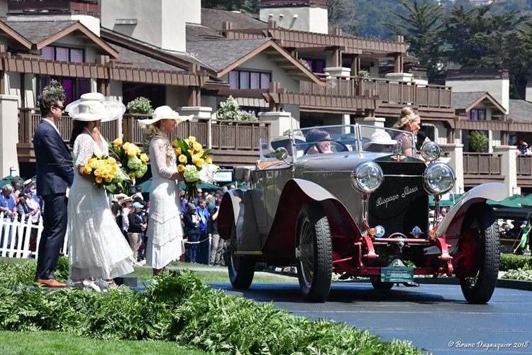 Pebble Beach, The 68Th Annual Concours d'Elégance