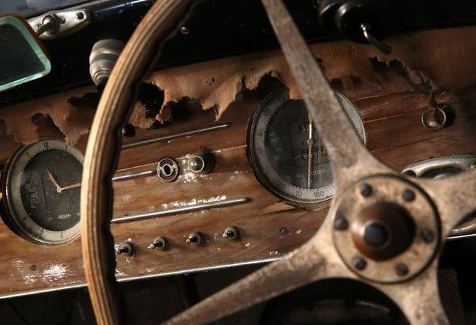 Barn Find In Belgium 3 Hidden Bugatti Found Classic Car Passion