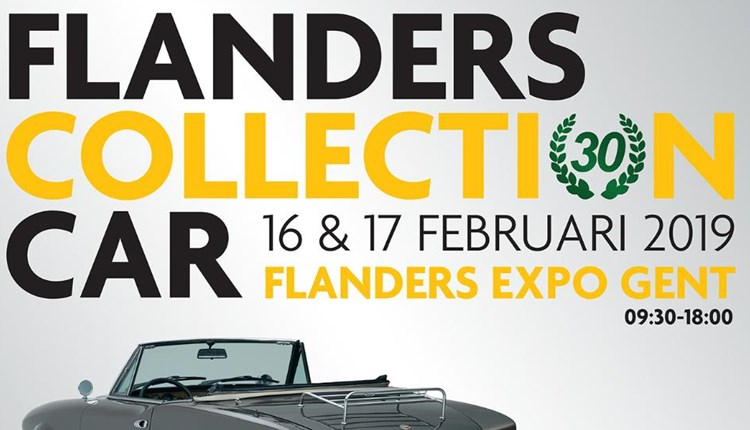 Flanders Collection Car - 30 Years - Jubileum Edition