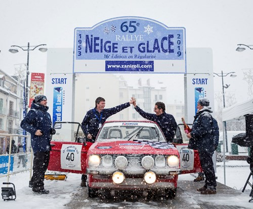 Rallye Neige et Glace 2019 - 65ste editie