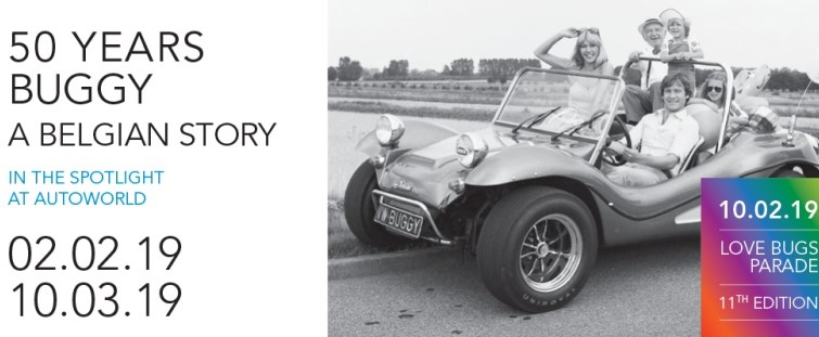 50 Years Buggy, a Belgian Story