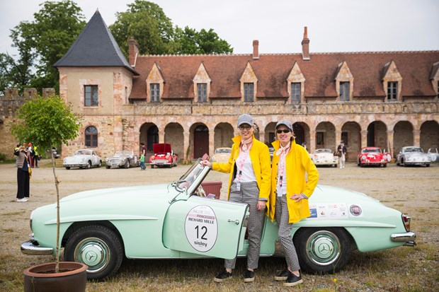 RALLYE DES PRINCESSES RICHARD MILLE 2019