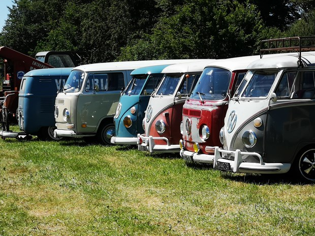 European Bug-in 2019 in Chimay Belgium