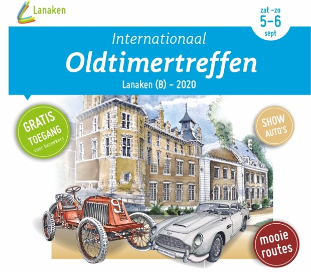 Internationaal Oldtimertreffen Lanaken 2021