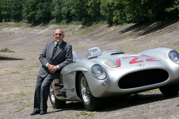 RIP Stirling Moss...