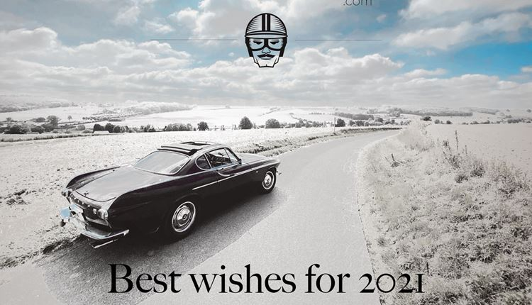 Our sincere best wishes for 2021!