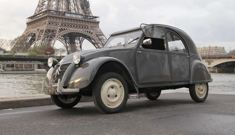 Citroen 2CV Buying Guide: Transport in its purest form