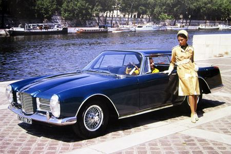 Facel Vega, the shooting star