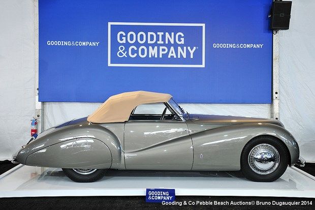 Gooding & Co Pebble Beach Auctions 2014