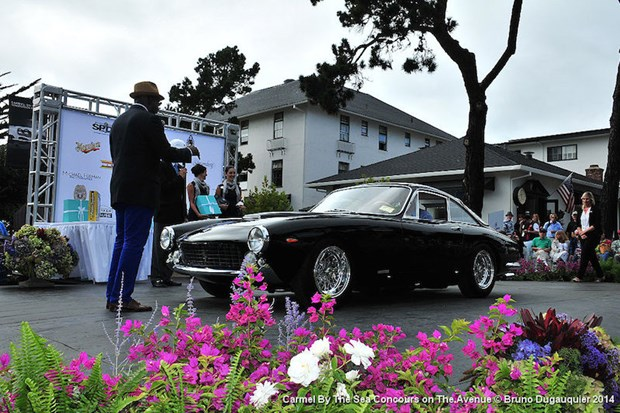 Carmel-By-The-Sea Concours on The Avenue 2014