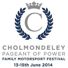 The Cholmondeley Pageant of Power 2014