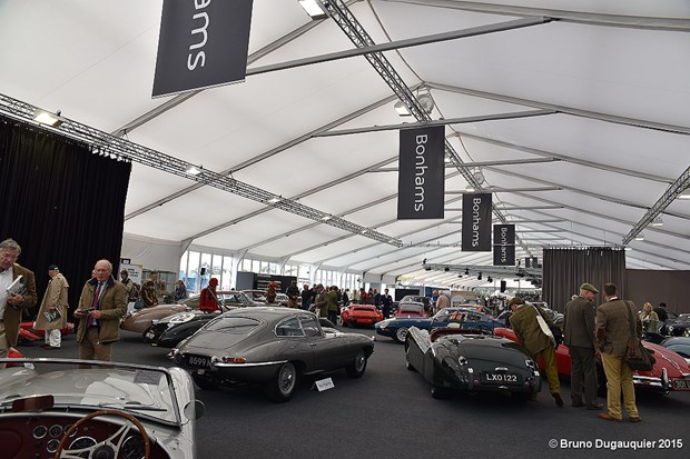 Bonhams at Goodwood Revival