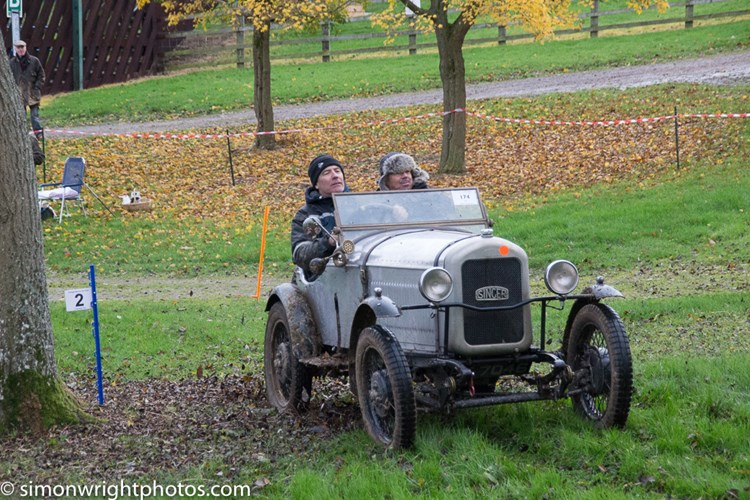 The VSCC Cotswold Trial 2016