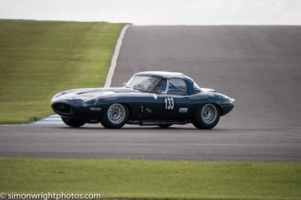 BRSCC Masters Historic Festival at Donington Park