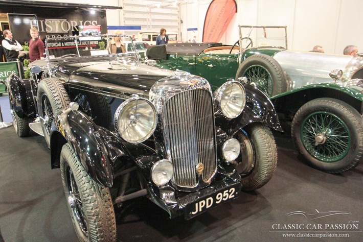 London-Classic-Car-Show-2016-IMG_1266