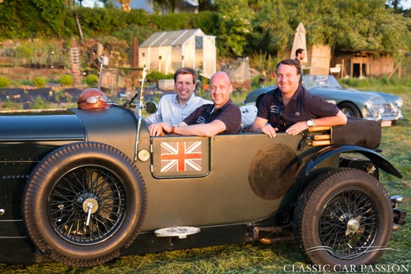 Classic Car Passion Team
