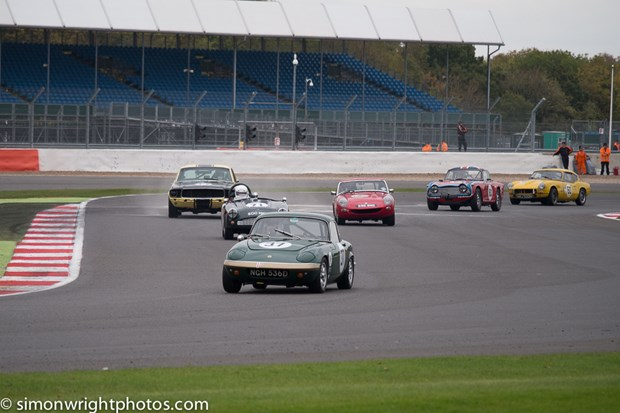 HSCC Silverstone Finals Historic Race meeting 2015