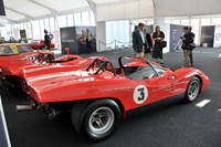 Bonhams Goodwood Revival 2014