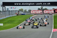 Donington Park : Masters Festival of Historic racing