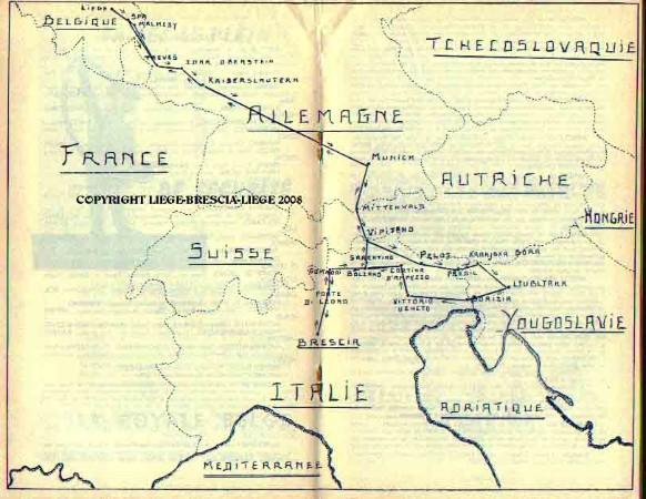 Li ge Brescia Li ge 2010 – Lichtenstein Germany Map