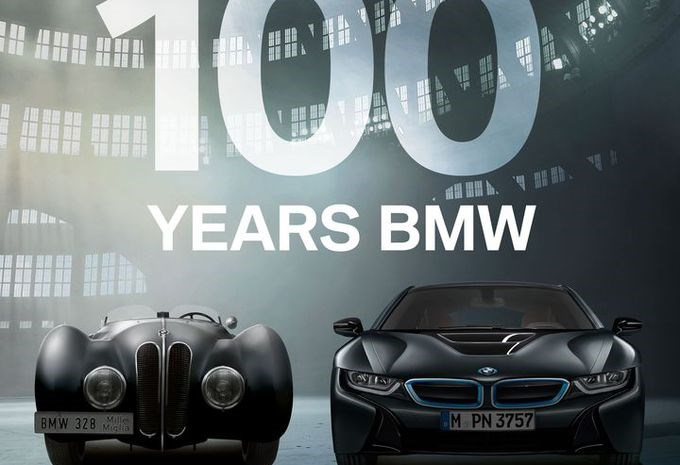 100 YEARS BMW @ Autoworld