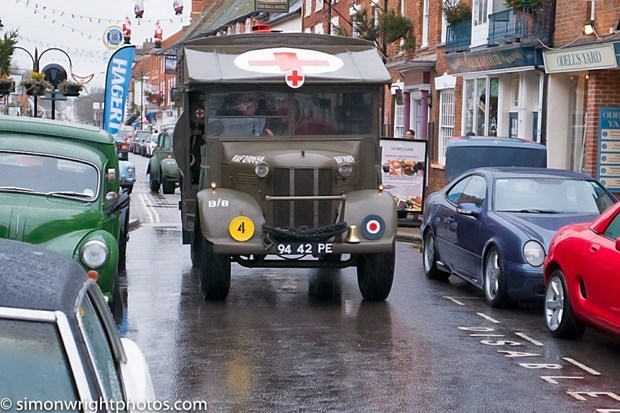 Vintage and Classic Vehicle Festival. Stony Stratford