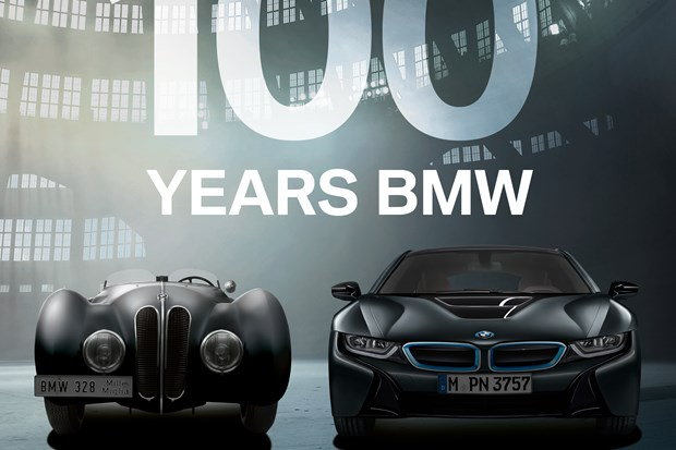 Autoworld - Expo 100 Years BMW