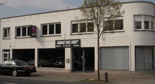 Paul soret for Garage chevrolet luxembourg