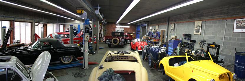 Vanderveken for Garage auto quad passion