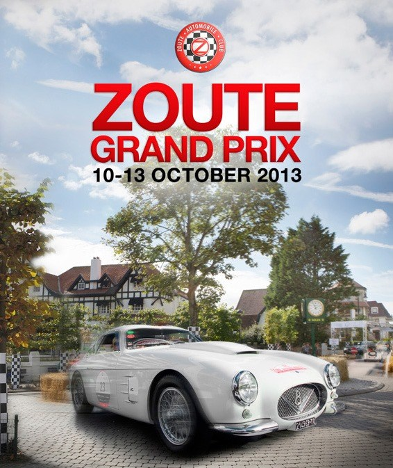 ZOUTE GRAND PRIX RALLY 2013