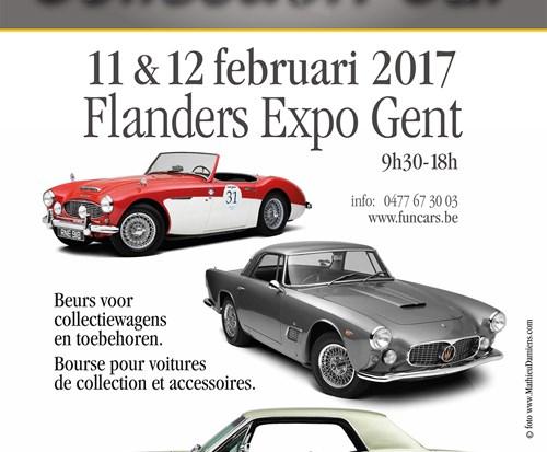 Flanders Collection Car 2017: PORSCHE 'The Last Walz'