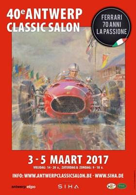 40e Antwerp Classic Salon 2017