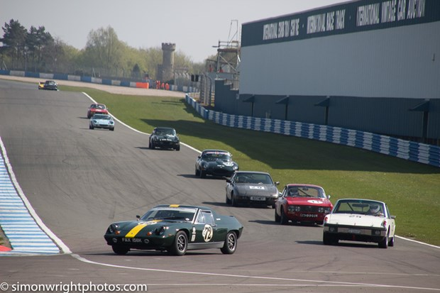 HSCC Season Opener 2017, Donington Park. 8th April 2017