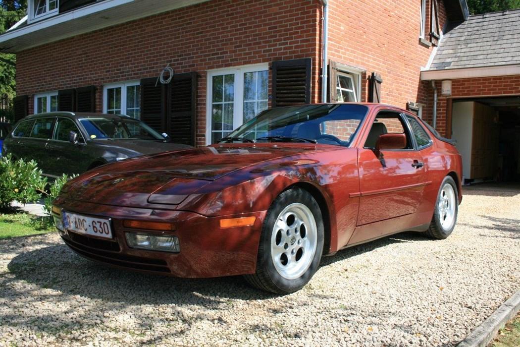 porsche 944 turbo porsche 944 voitures vendre classic car passion. Black Bedroom Furniture Sets. Home Design Ideas