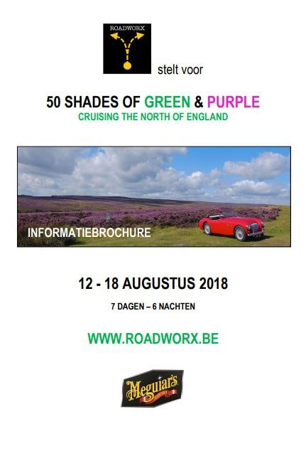 50 Shades of Green & Purple (Cruising the North of England)