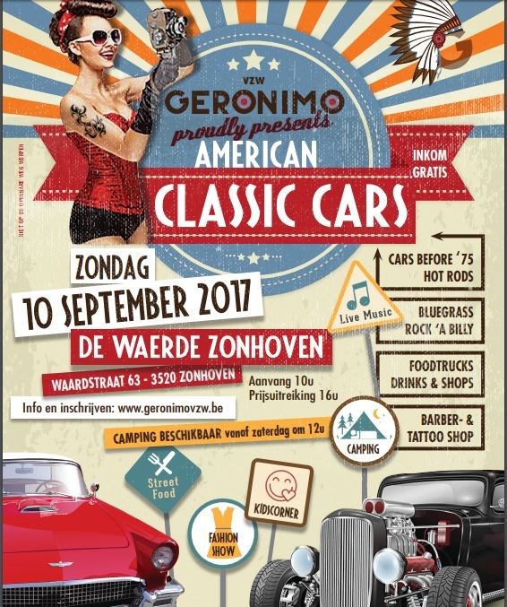 American Classic Cars (Zonhoven)