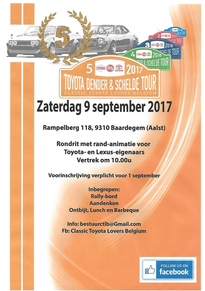 Toyota Dender and Schelde Tour (Baardegem)