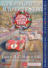 30th Techno Classica Essen